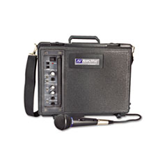 AUDIO PORTABLE BUDDY PROFESSIONAL PA SYSTEM W/PRO