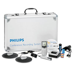 Philips® Pocket Memo 955 Conference Recording and Transcription System
