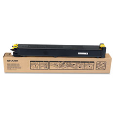 MX31NTYA Toner, 15,000 Page-Yield, Yellow