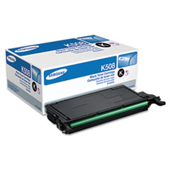 CLTK508S Toner, 2,500 Page-Yield, Black