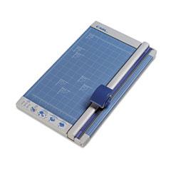 "Bidex Professional Rotary Trimmer, 10 Sheets, Metal Base, 11"" x 18 1/2"""