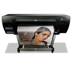 "Designjet Z6200 42"" Wide-Format Inkjet Photo Printer"
