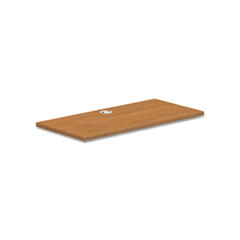 COU ** Voi Rectangular Worksurface, 42w x 20d, Harvest at Sears.com