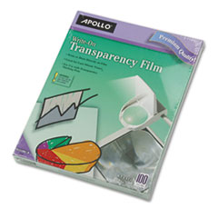WRITE-ON TRANSPARENCY FILM,
