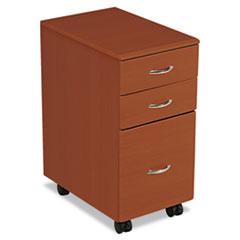 iFlex Series File Cabinet, 13w x 19 3/4d x 26 1/8h, Cherry BLT90005