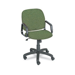 Cava Urth Collection High Back Swivel/Tilt Chair, Green