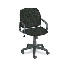 Cava Urth Collection High Back Swivel/Tilt Chair, Black