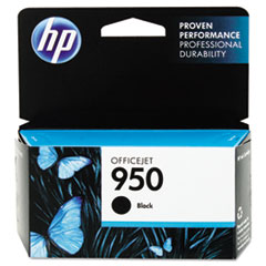 HP 950, (CN049AN) Black Original Ink Cartridge
