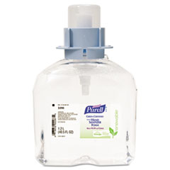 Advanced Green Certified Instant Hand Sanitizer Foam, 1200mL FMX Refill, 3/Ctn GOJ519103