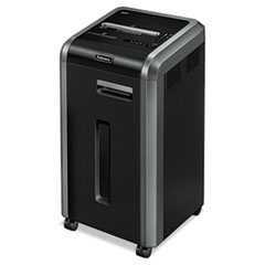 Powershred 225i 100% Jam Proof Strip-Cut Shredder, 20 Sheet Capacity