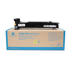 AODK231 Toner, 4,000 Page-Yield, Yellow