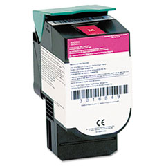 39V2432 Extra High-Yield Toner, 4,000 Page-Yield, Magenta