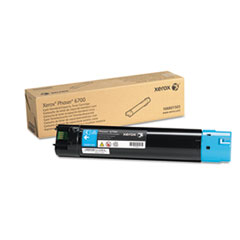 106R01503 Toner, 5,000 Page Yield, Cyan