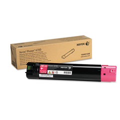 106R01508 High-Yield Toner, 12000 Page-Yield, Magenta