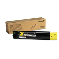 106R01509 High-Yield Toner, 12000 Page-Yield, Yellow