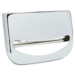 "Boardwalk ""Toilet Seat Cover Dispenser, 16 x 3 x 11 1/2, Chrome"" at Sears.com"