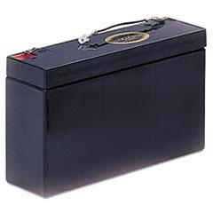 LiteBox Sealed Lead Acid Battery, 6V