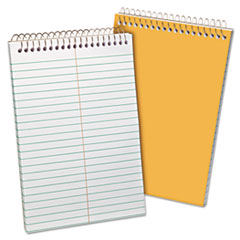 Recycled Steno Book, Gregg, 6 x 9, White, 80 Sheets TOP25774