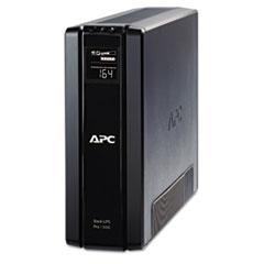BR1500G Back-UPS Pro 1500 Battery Backup System, 10 Outlets, 1500 VA, 355 J