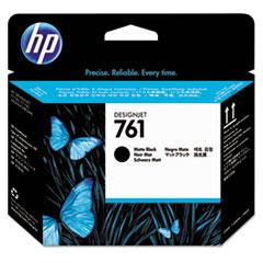 HP 761, (CH648A) Matte Black Printhead
