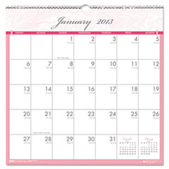 Breast Cancer Awareness Monthly Wall Calendar, 12 x 12, 2015