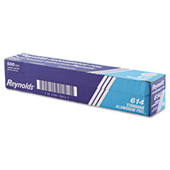"Reynolds Wrap ""Standard Aluminum Foil Roll, 18"""" x 500 ft, Silver"" at Sears.com"