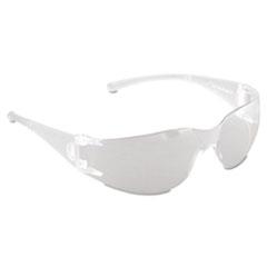 V10 Element Safety Glasses, Clear Frame, Clear Lens