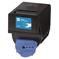 36791 Compatible 0453B003AA (GPR-23) Toner, Cyan