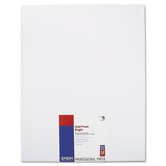Cold Press Bright Fine Art Paper, 17 x 22, Bright White, 25 Sheets