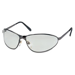 Uvex Tomcat Safety Glasses, Gun Metal Frame, Gray Lens
