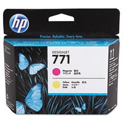 HP 771, (CE018A) Magenta/Yellow Printhead
