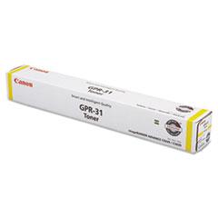 2802B003AA (GPR-31) Toner, Yellow