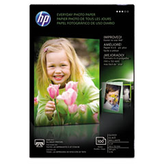 HP Glossy Everyday Photo Paper
