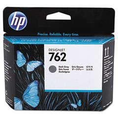 HP 762, (CN074A) Dark Gray Printhead