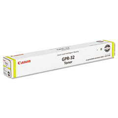 2803B003AA (GPR-32) Toner, Yellow