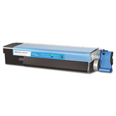 40034 Remanufactured 43865719 Toner, Cyan