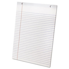 SimpleSort Crossover Note Pad Refill, 8 1/2 x 11, White, 80 Sheets TOP20328