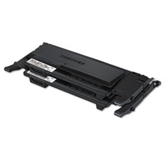 CLTP407B Toner, Black, 1500 Page-Yield, 2/Box
