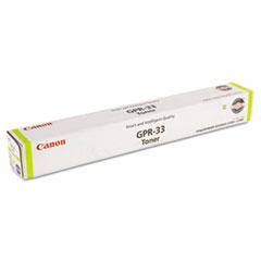 2804B003AA (GPR-33) Toner, Yellow