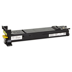 AODK232 High-Yield Toner, 8,000 Page-Yield, Yellow