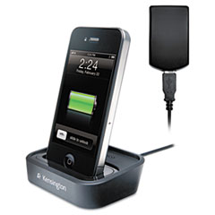 Charge and Sync Dock with Wall Adapter for iPhone KMW39350