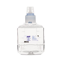 Advanced Instant Hand Sanitizer Foam, LTX-12 1200mL Refill, Clear GOJ190502EA