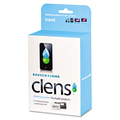 "Clens Cleaning Product, 3 4/5"" x 2 1/4"""