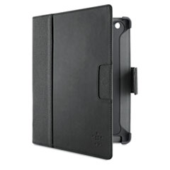 Belkin Cinema Leather Folio for iPad Gen 2, 3, 4, Black at Sears.com