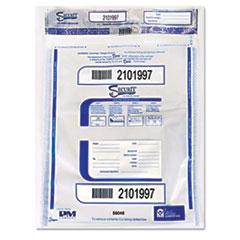 TRIPLE PROTECTION TAMPER-EVIDENT DEPOSIT BAGS,
