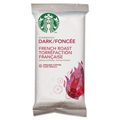 COFFEE, FRENCH ROAST, 2.5 OZ BAG, 18 BAGS/BOX