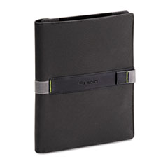 Storm Universal Fit Tablet/eReader Case, Polyester Fabric, Black/Gray