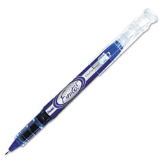 Finito! Porous Point Pen, .4mm, Blue/Silver Barrel, Blue Ink
