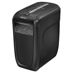 Powershred 60Cs Light-Duty Cross-Cut Shredder, 10 Sheet Capacity