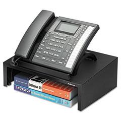 Designer Suites™ Telephone Stand, 13 x 9 1/8 x 4 2/5, Black Pearl